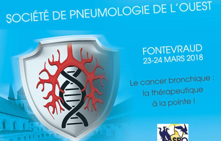 Congrès de la Société de Pneumologie de l'Ouest Fontevraud 2018