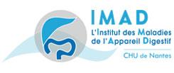 Logo de l'IMAD du CHU de Nantes