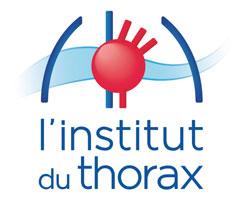 Logo de l'institut du thorax