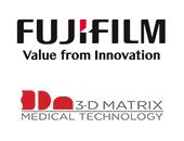 logos Fujifilm 3D Matrix Medical Technology