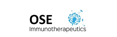 Logo OSE IMMUNOTHERAPEUTICS