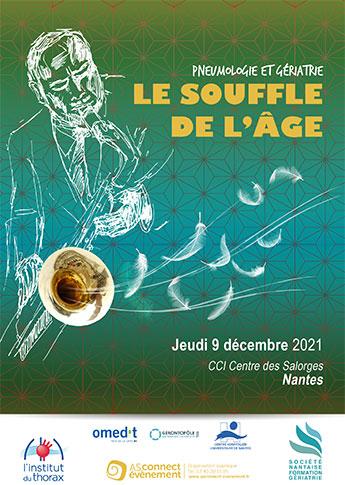 LE SOUFFLE DE L'ÂGE - Jeudi 09 décembre 2021, Nantes