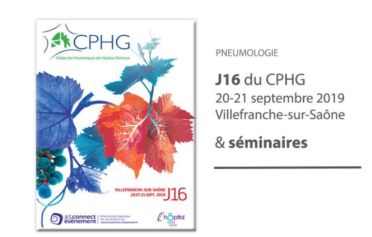 J16 et séminaires du CPHG