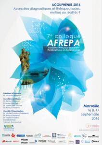 Programme AFREPA Marseille 2016