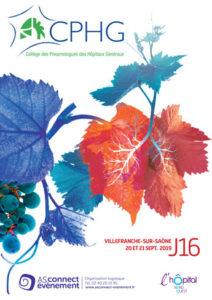 Visuel Journée J16 du CPHG - Villefranche sur Saône 2019