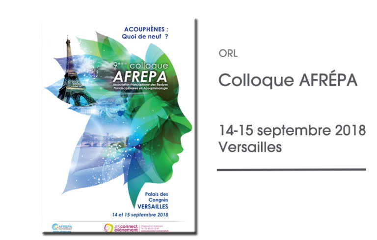 Colloque AFRÉPA