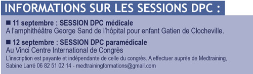 Inscription au DPC - FCPC Tours 2019