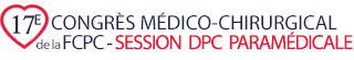 SESSION DPC paramédicale FCPC 2021