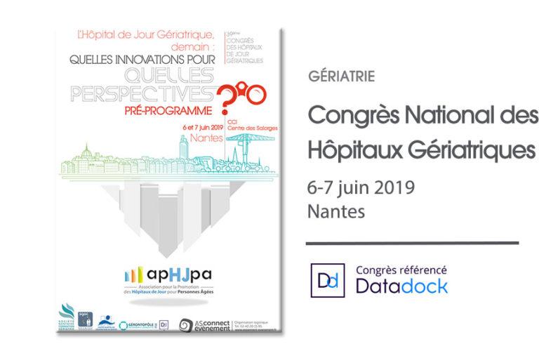 Congrès annuel de l'apHJpa