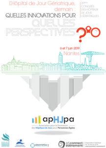 Visuel du congrès apHJpa Nantes 2019