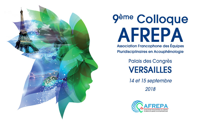 Colloque AFREPA Versailles 2018
