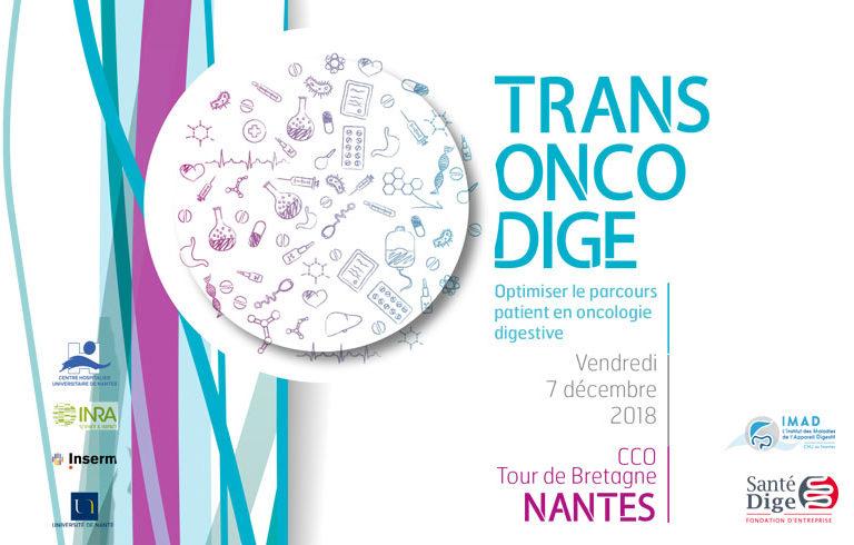 Visuel congrès Trans Onco Dige 2018
