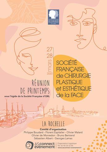 Réunion de printemps 2020 SFCPEF La Rochelle