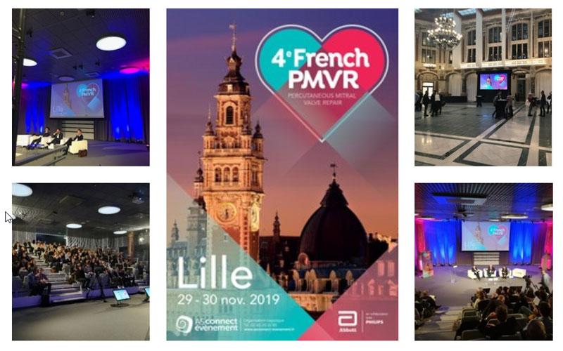 4e French PMVR - Lille, 29 & 30 nov. 2019