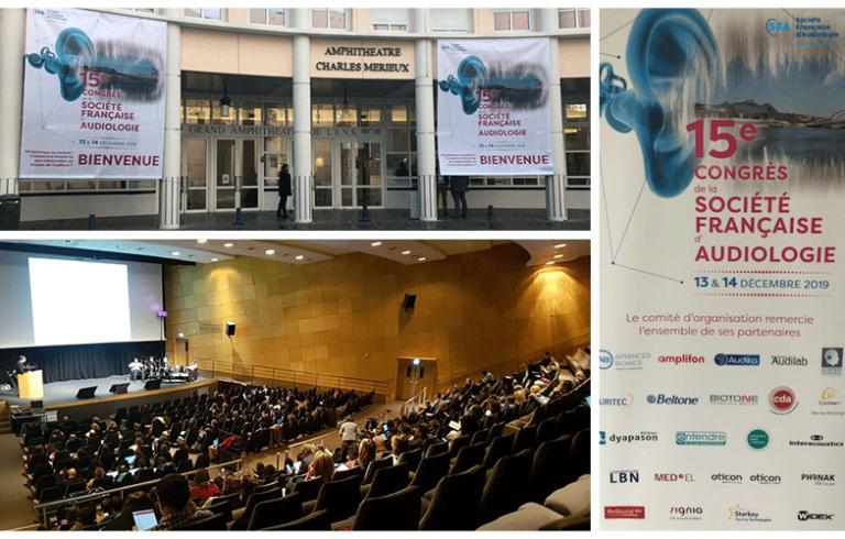 Congrès de la SFA - Lyon 2019