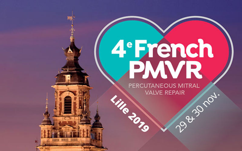 Congrès French PMVR - Lille 2019
