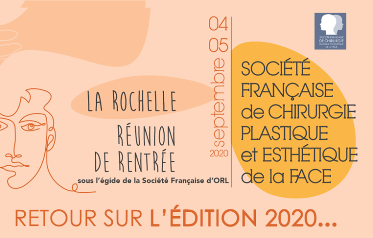 SFCPEF Retour sur l'édition 2020